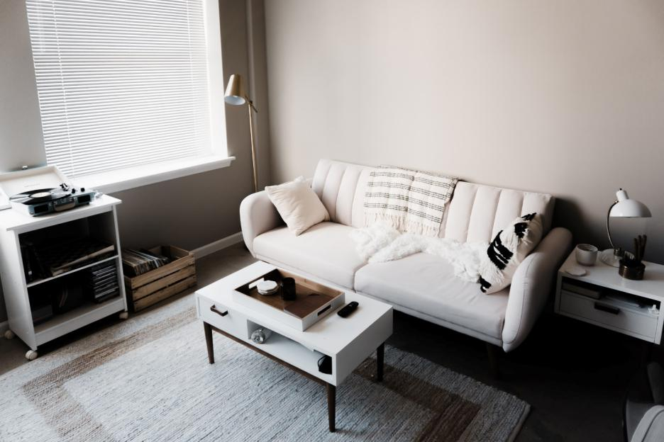 10 Ways to Make a Small Space Feel Big